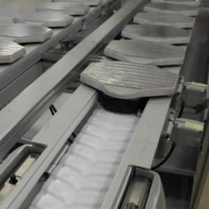 Conveyor technology for the automotive industry