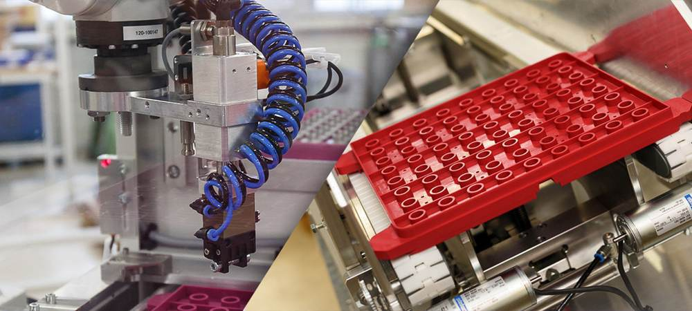 Accessories and expansions for palletizing machines - modular automation